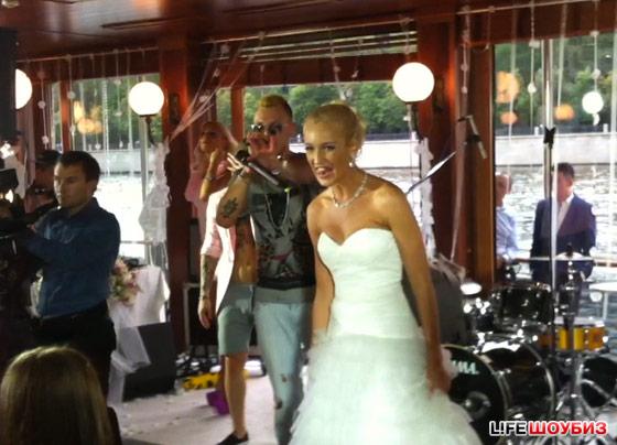 Когда и где была свадьба бузовой