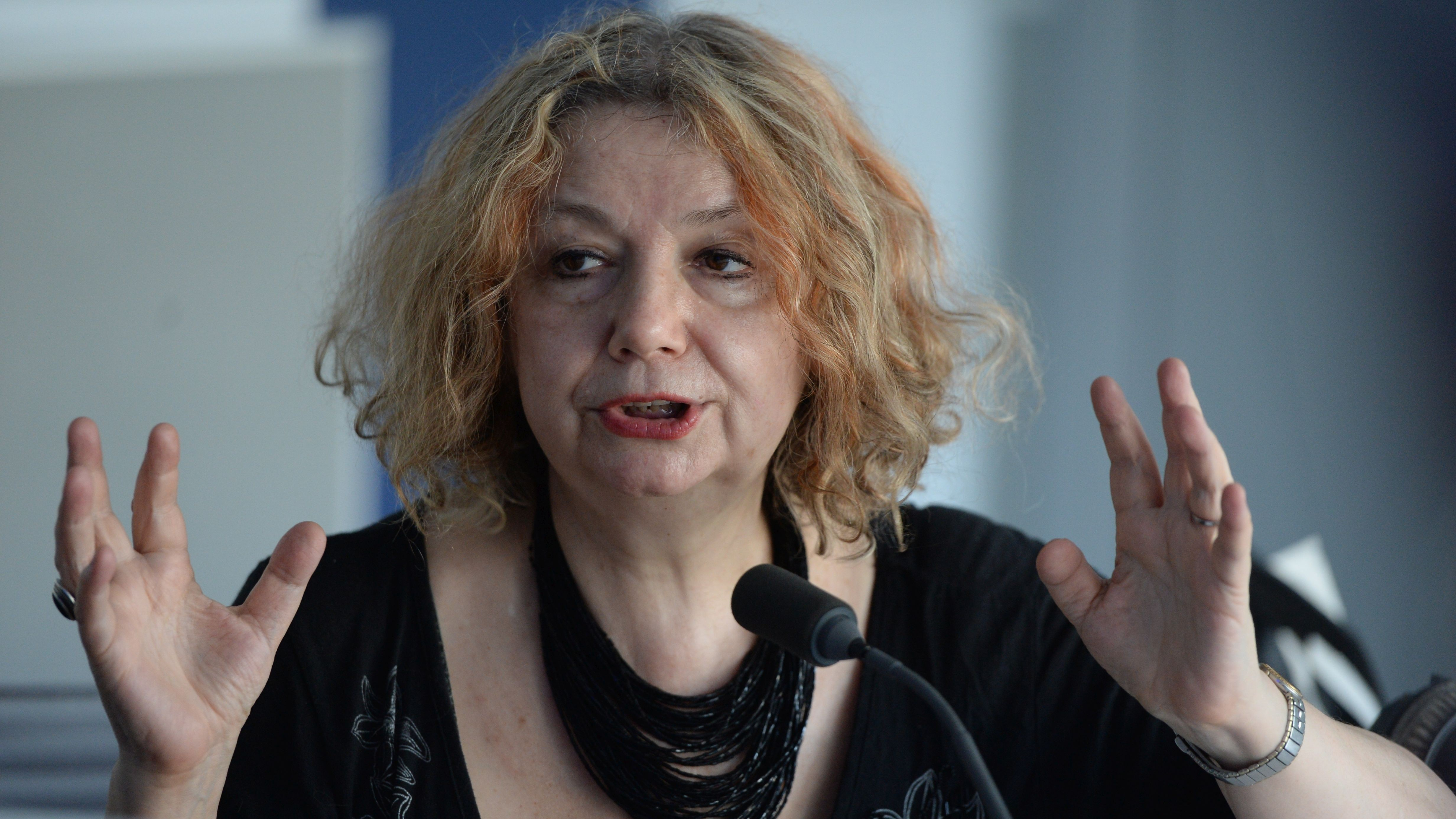 Обнаженная Мария Арбатова