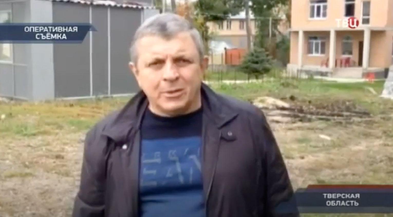 Илья Симония-Махо. Кадр из видео YouTube / Veleslove Van Goga