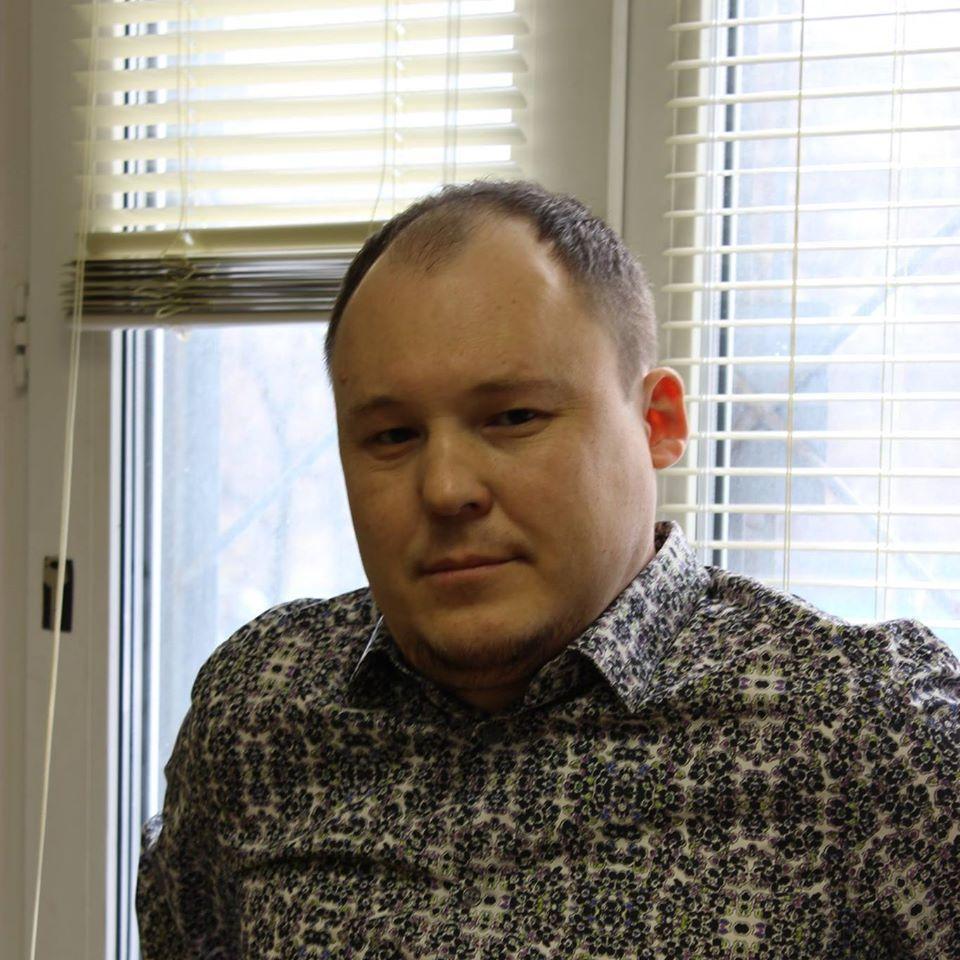 Станислав-Владимир Туйцын-Турчанов. Фото © Facebook / Станислав Туйцын