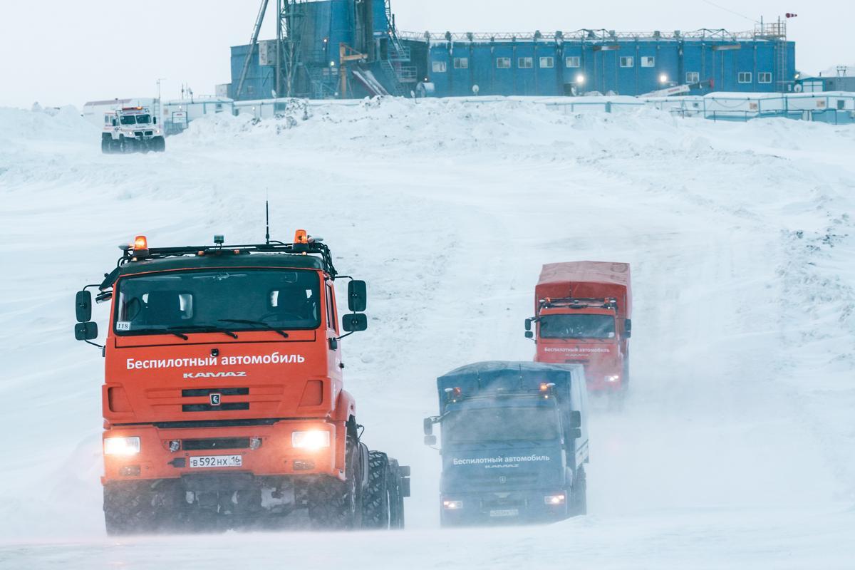 """Фото © Пресс-служба """"Газпром нефти"""""""