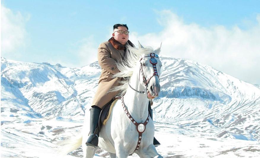 Фото © Korean Central News Agency via ZUMA Wire / ТАСС