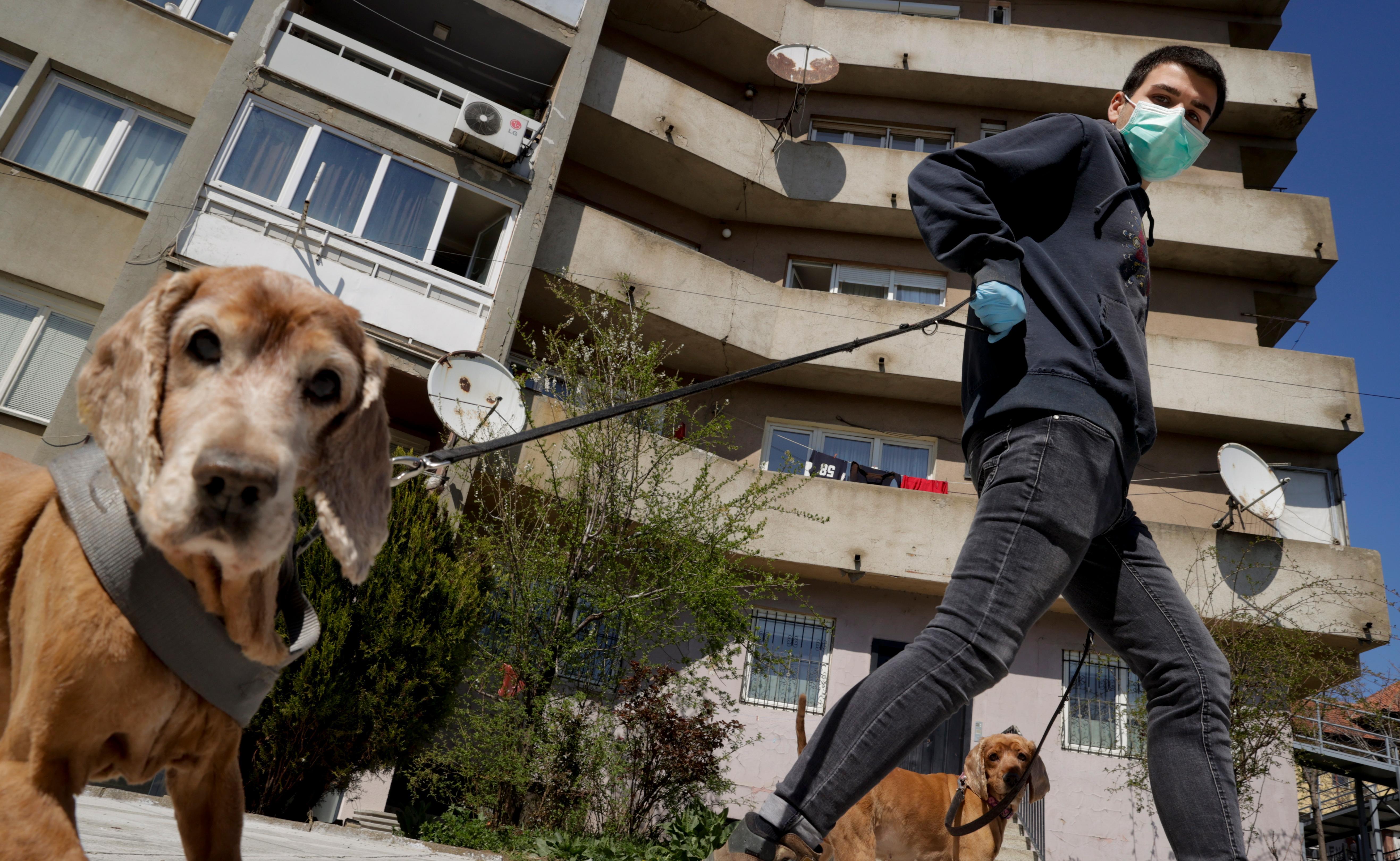 Фото © ТАСС / EPA / VALDRIN XHEMAJ