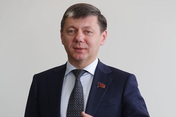 <p>Дмитрий Новиков. Фото © КПРФ</p>