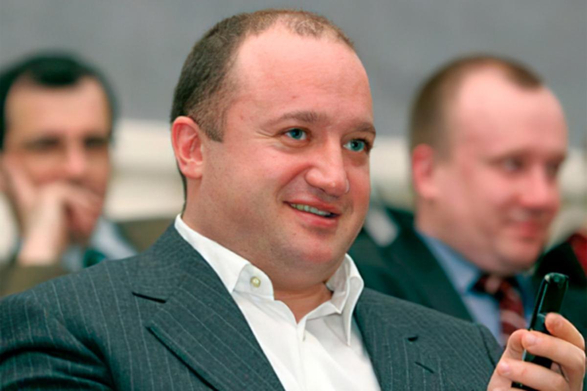 Денис Волчек. Фото © Zampolit.com