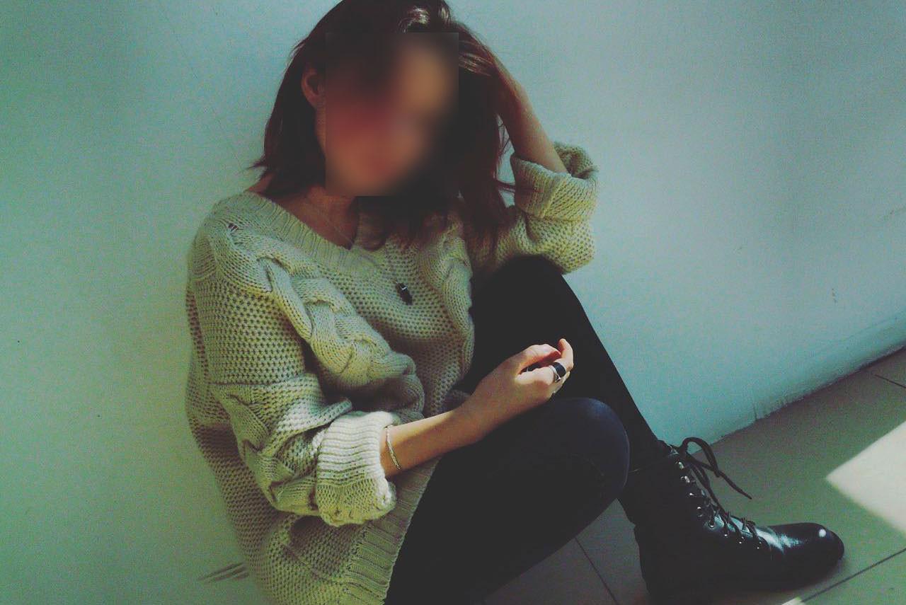 """Дарья И., фото с личной страницы """"ВКонтакте"""""""