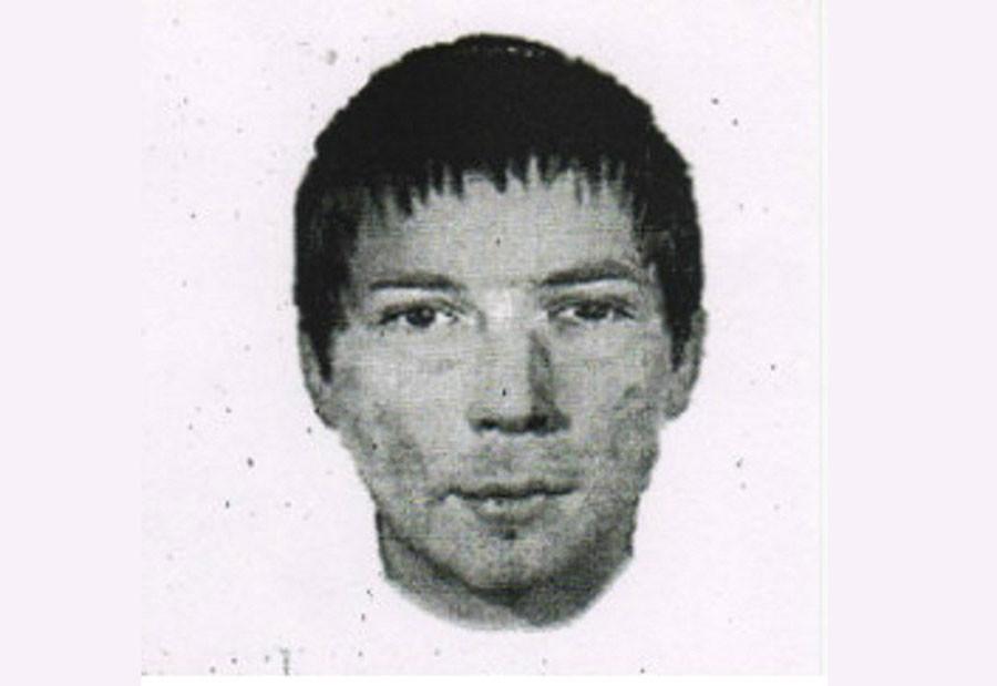 Фоторобот подозреваемого. Фото © СУ СК РФ по Свердловской области