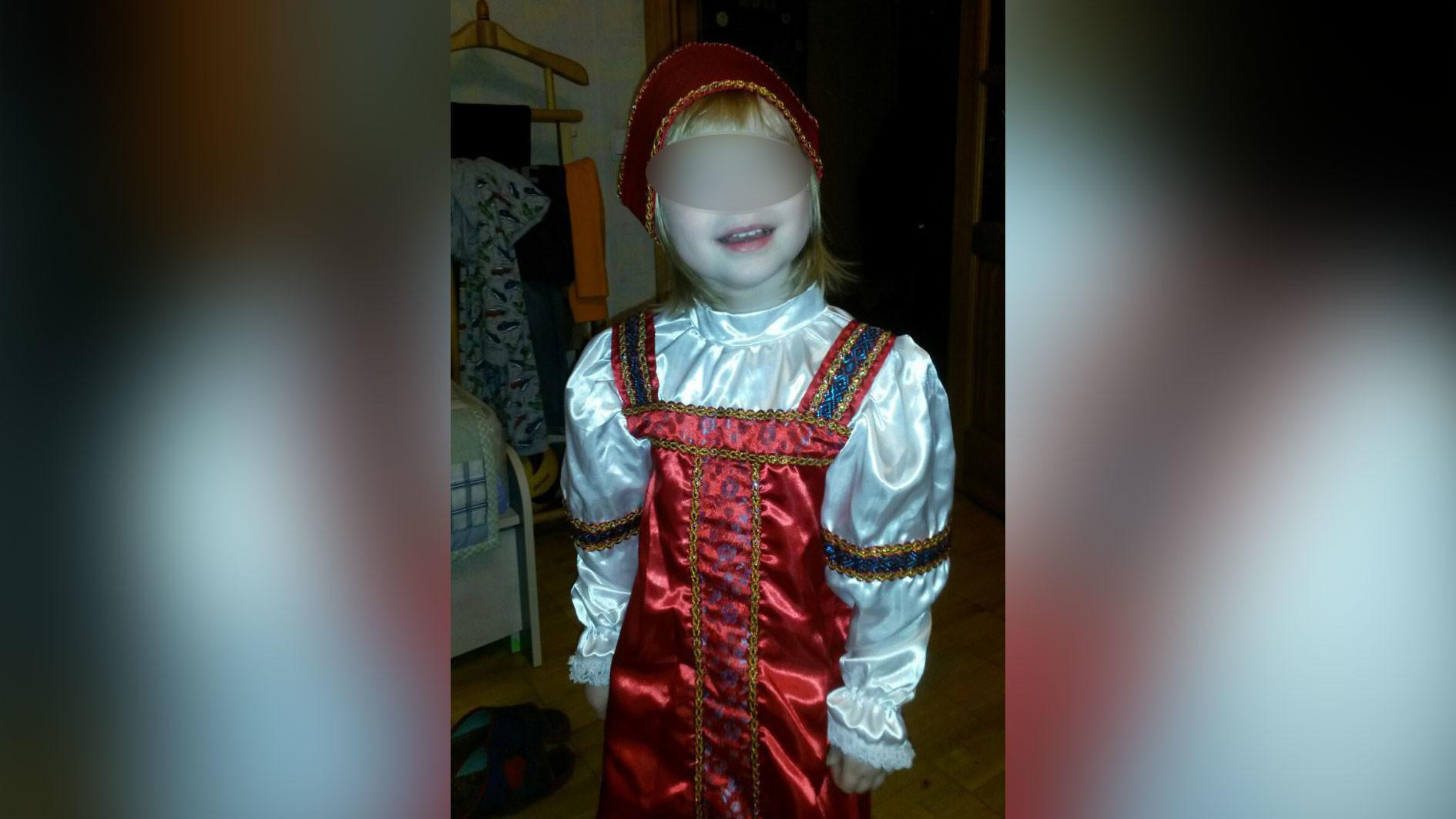 Дочь Дмитрия. Фото: соцсети