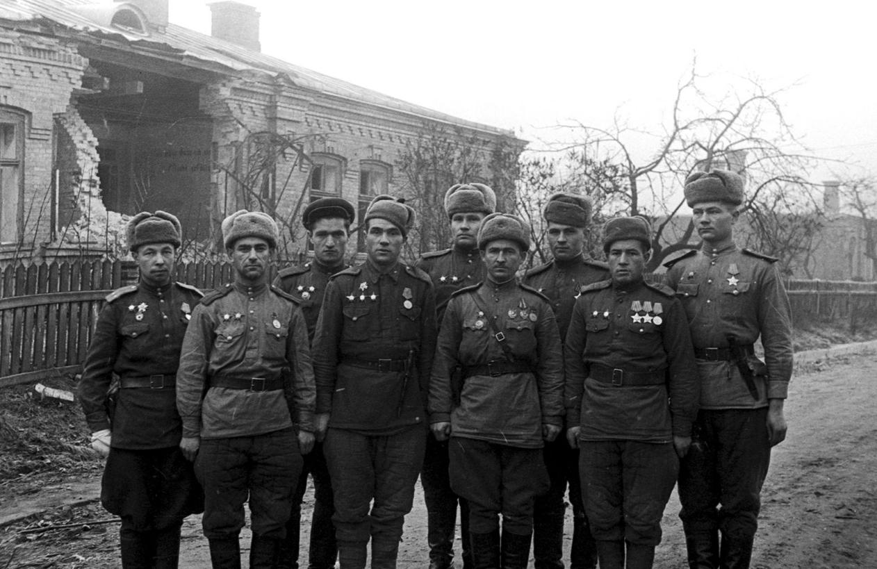 Завершающей стратегической операцией советских войск стала Берлинская. Фото: Минобороны РФ