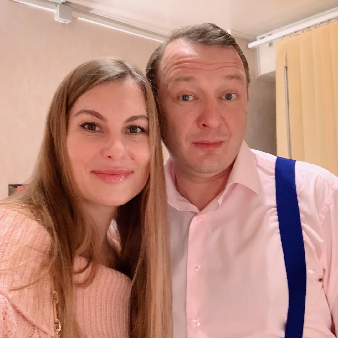 Марат Башаров с бывшей супругой Елизаветой Шевырковой. Фото: instagram/elizavetabasharova