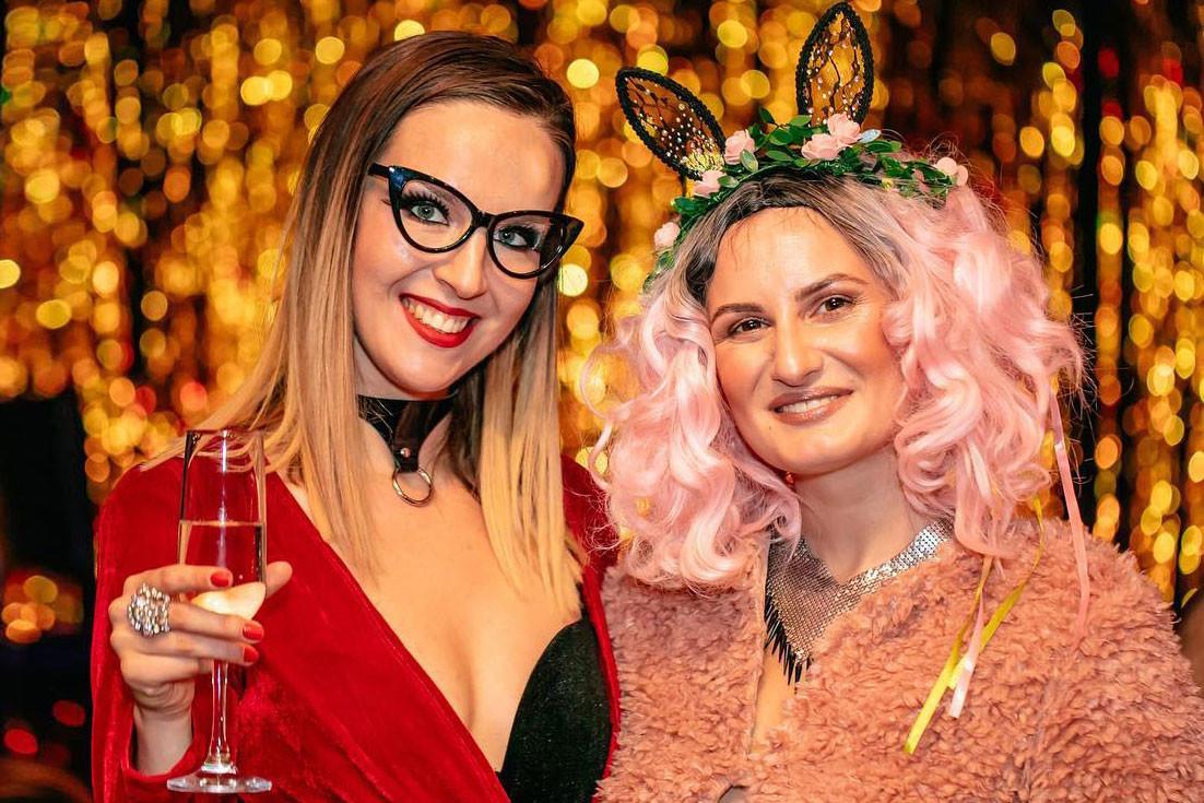 Таисия Решетникова (слева) и Татьяна Дмитриева (справа). Фото © Facebook / Balnche de Moscou