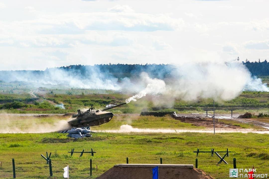 "Проведение форума ""Армия-2019"" на территории парка ""Патриот"". Фото © Instagram/parkpatriot"