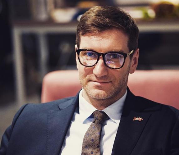 Антон Красовский. Фото © Instagram/krasovkin