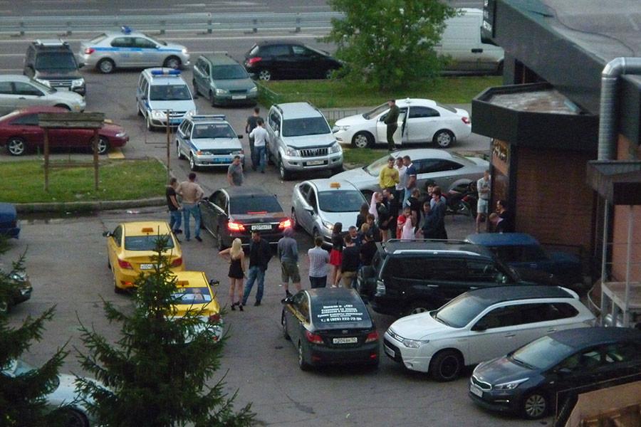 """Клуб """"Джанго"""". Фото: © Андрей Фролов / zelenograd24.ru"""