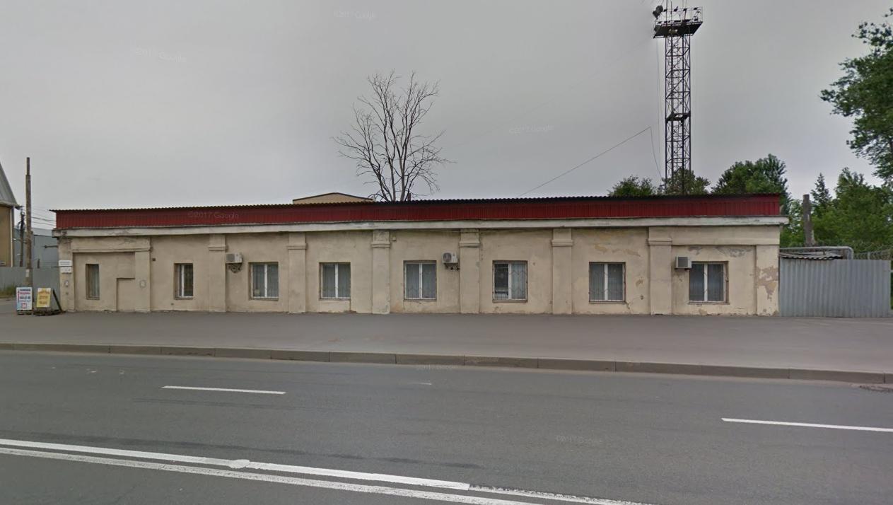 """Здесь находятся""""Берег"""" и """"Нева"""", исходя из реквизитов @ Google Maps"""