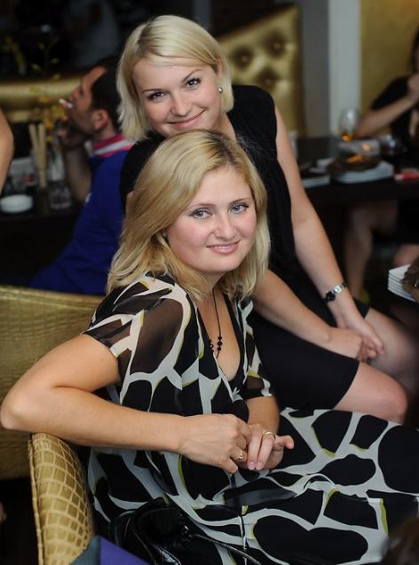 Мария Леонова (сверху) Фото: социальные сети