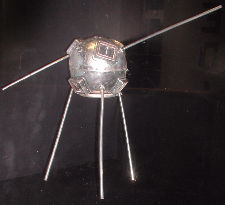 """Спутник Vanguard TV3. Фото © """"Википедия"""""""