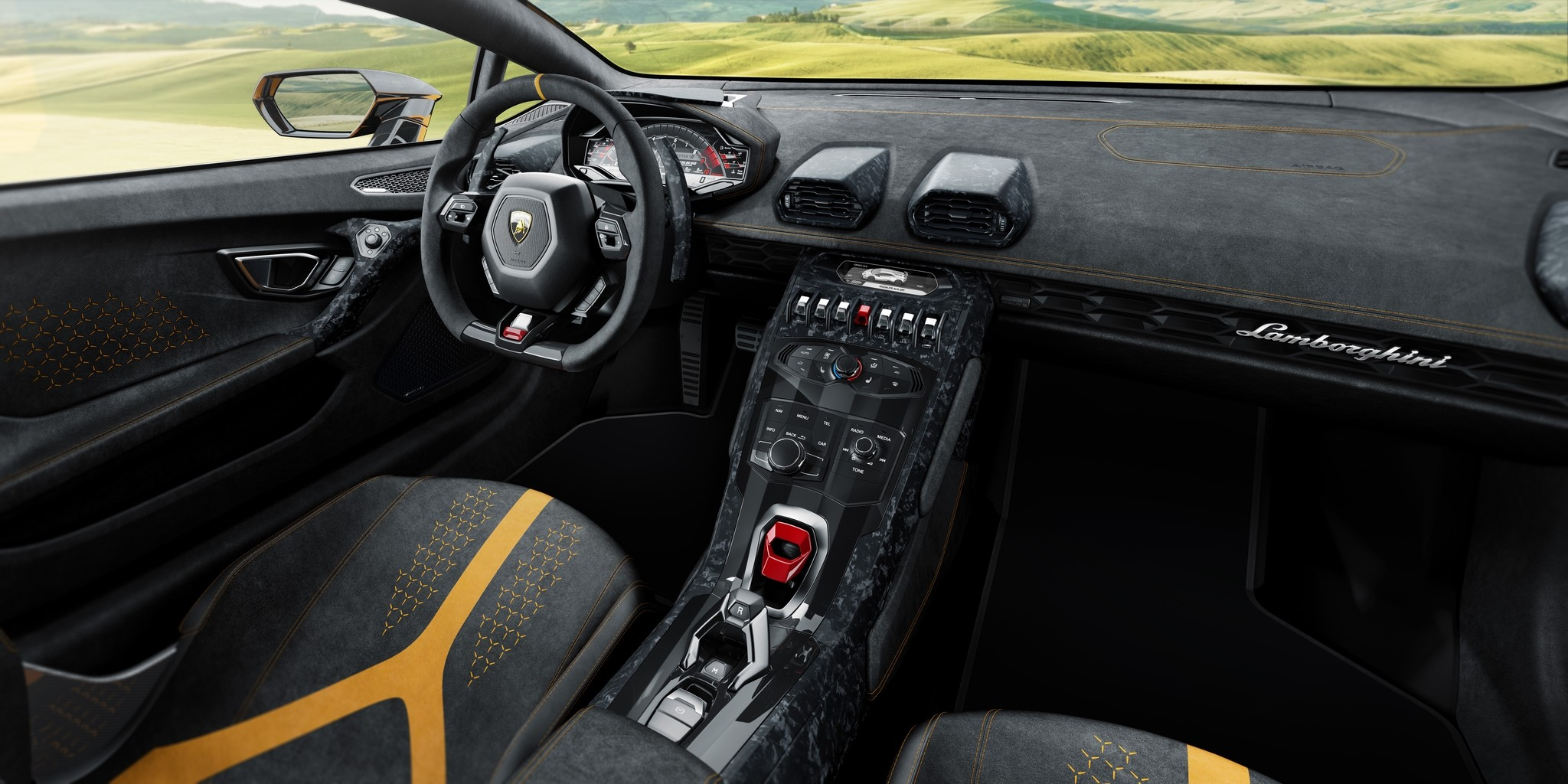 Lamborghini Huracan Performante. Фото: © Lamborghini