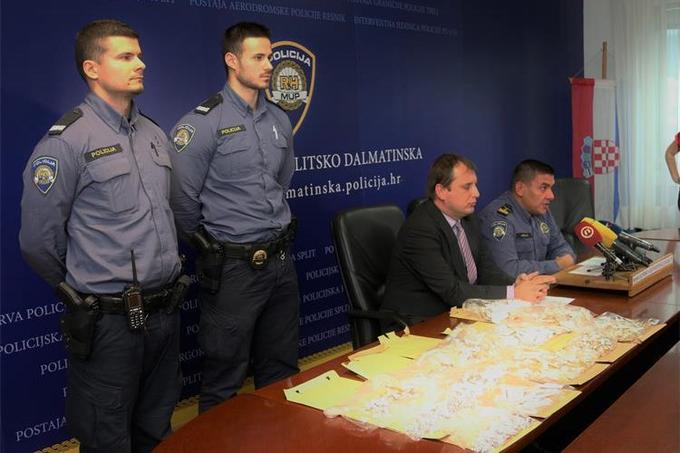 Фото © Policijska uprava splitsko-dalmatinska