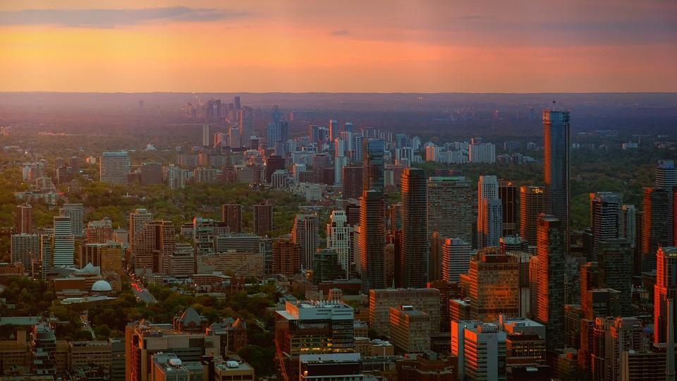 Торонто. Фото © Pixabay