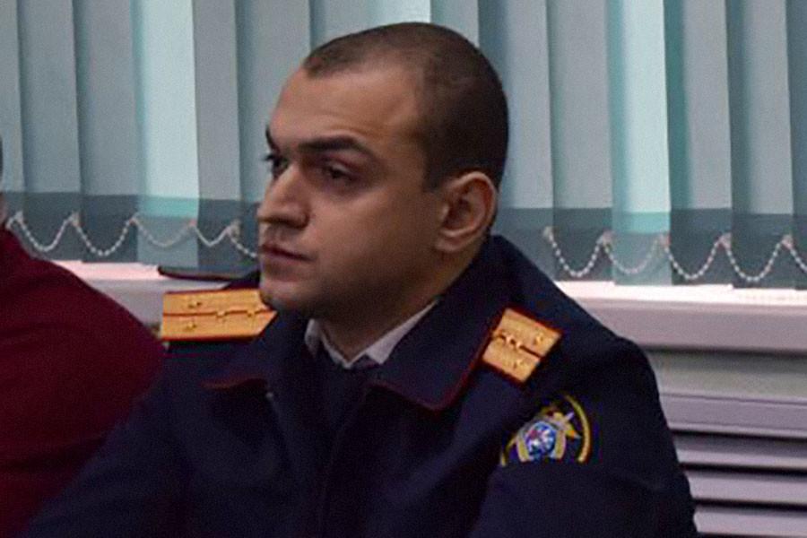 Фото © Следственное управление Следственного комитета Российской Федерации по Краснодарскому краю