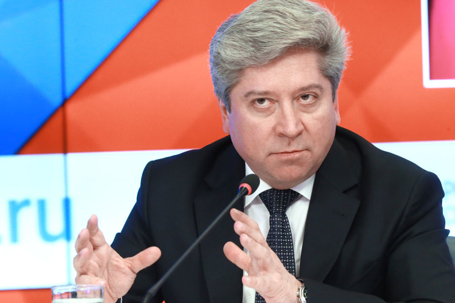 "Дмитрий Иванов. Фото © РИА ""Новости"" / Александр Натрускин"
