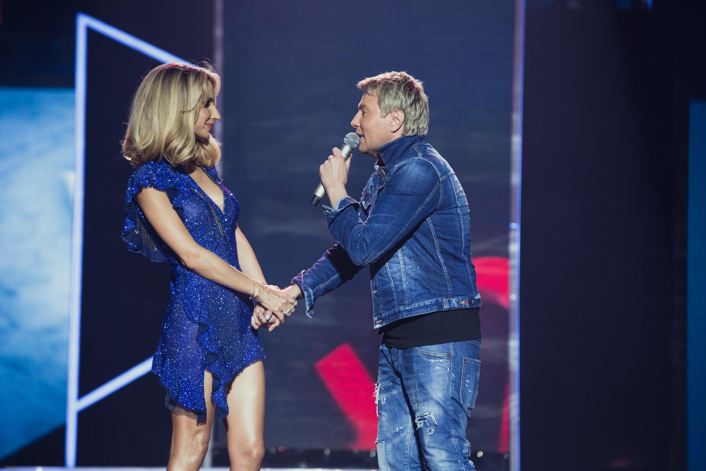 Светлана Лобода и Николай Басков. Фото: Юлия Солодовникова