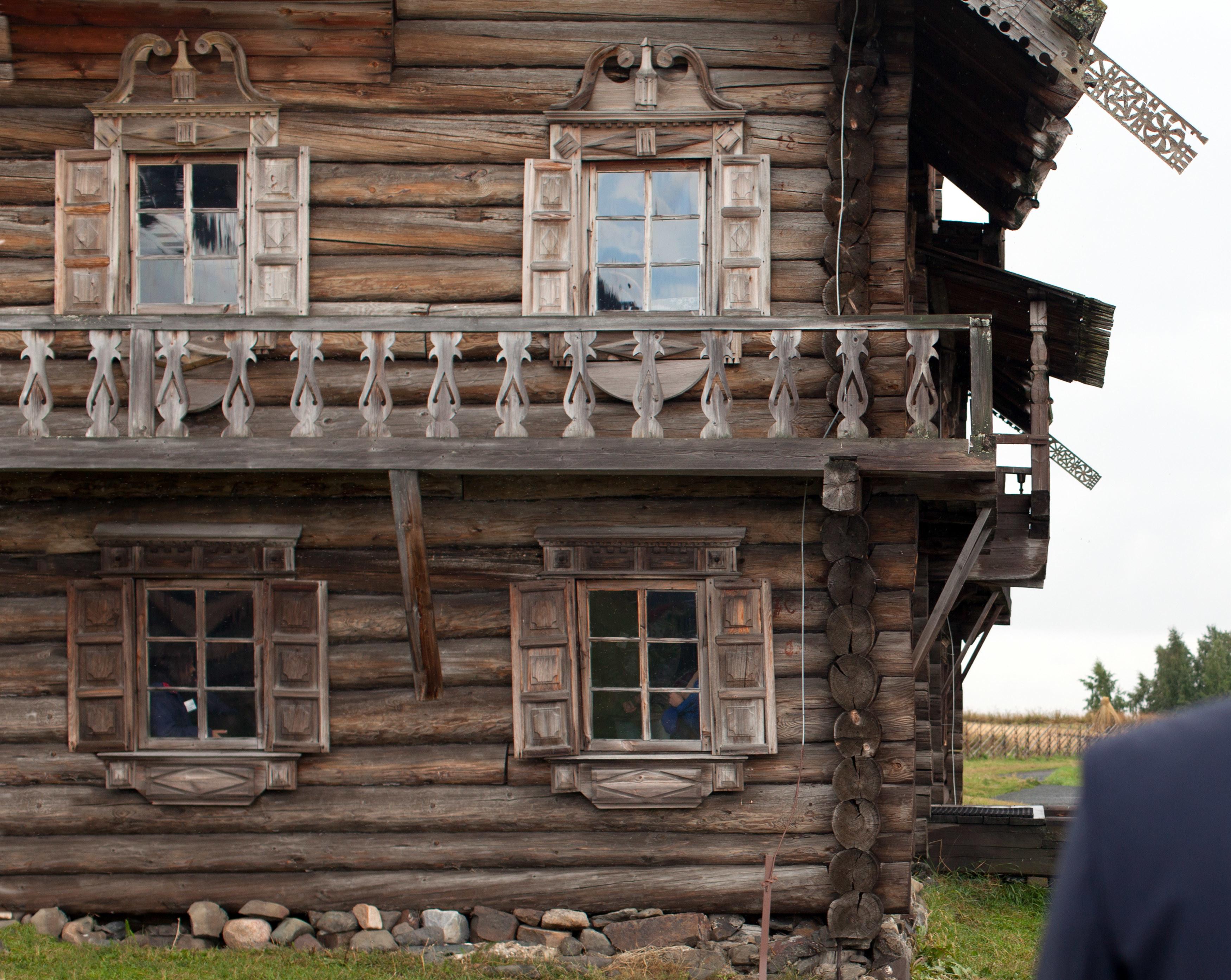 Кижи, Республика Карелия. Фото: © Иван Хафизов
