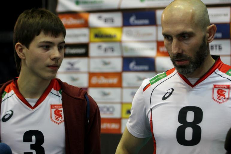 Павел и Сергей Тетюхины. Фото: © bel.ru