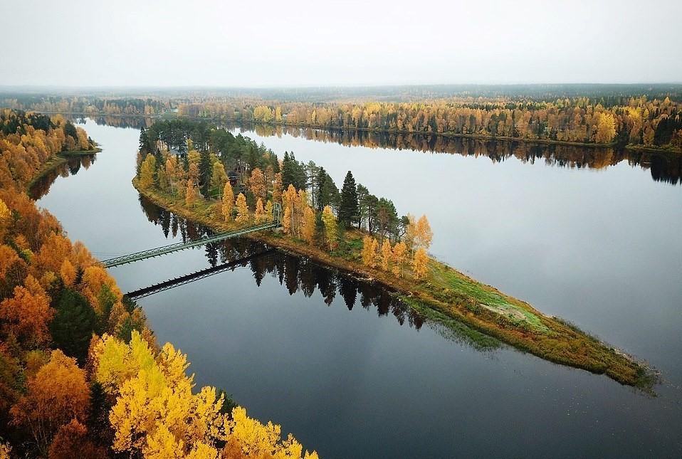 Фото © Hotel Vartiosaari