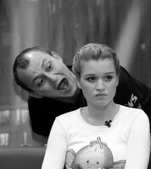 Денис Куренков и Ксения Бородина Фото: социальные сети