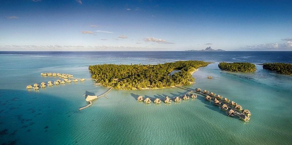 Фото © Le Taha'a Island Resort & Spa