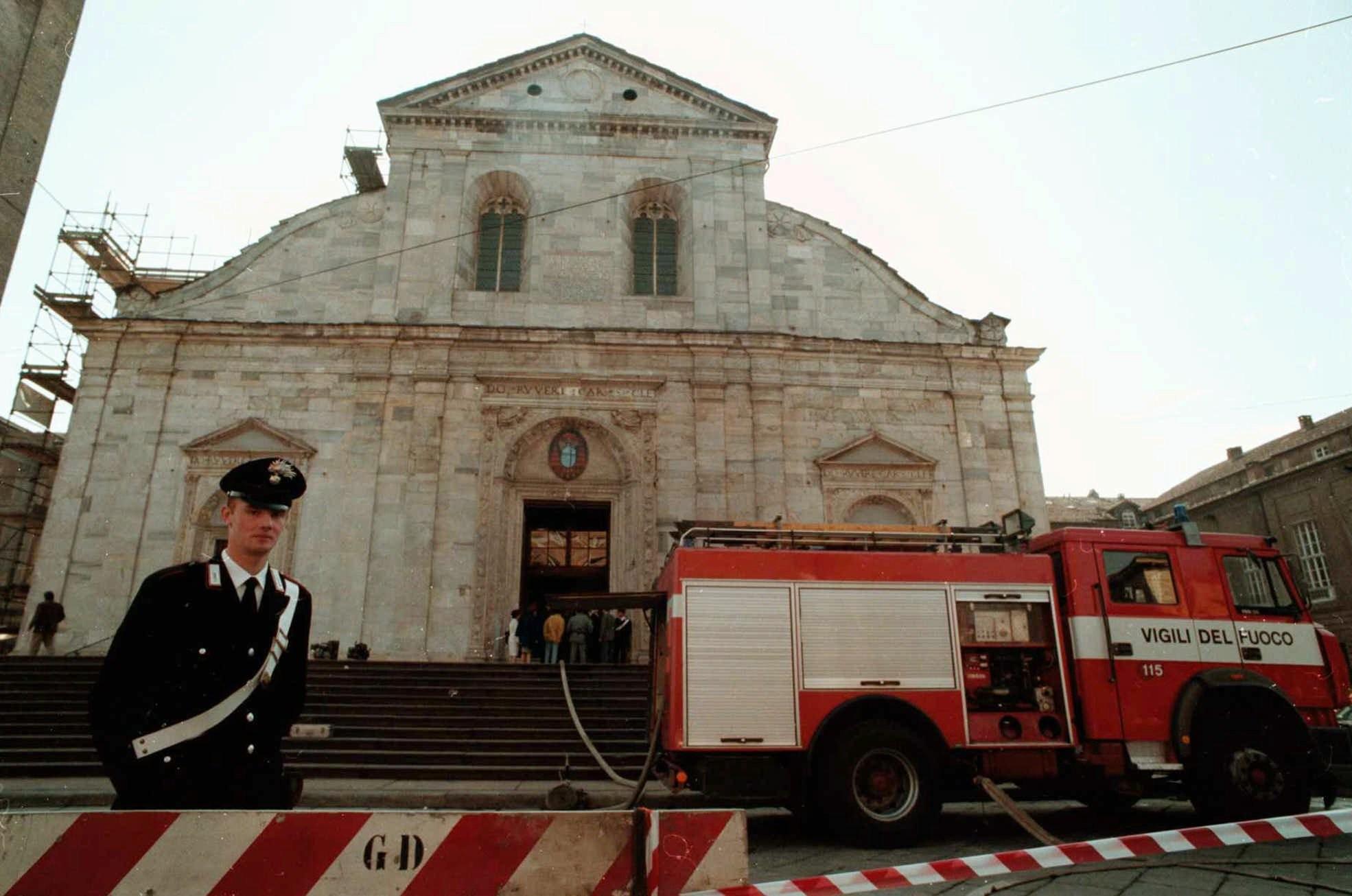 Фото: © AP Photo / Mauro Pilone