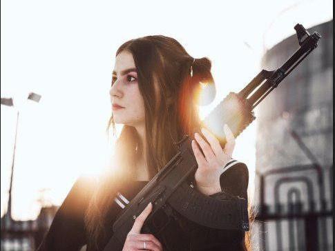 Екатерина Максимкина. Фото предоставлено LIFE