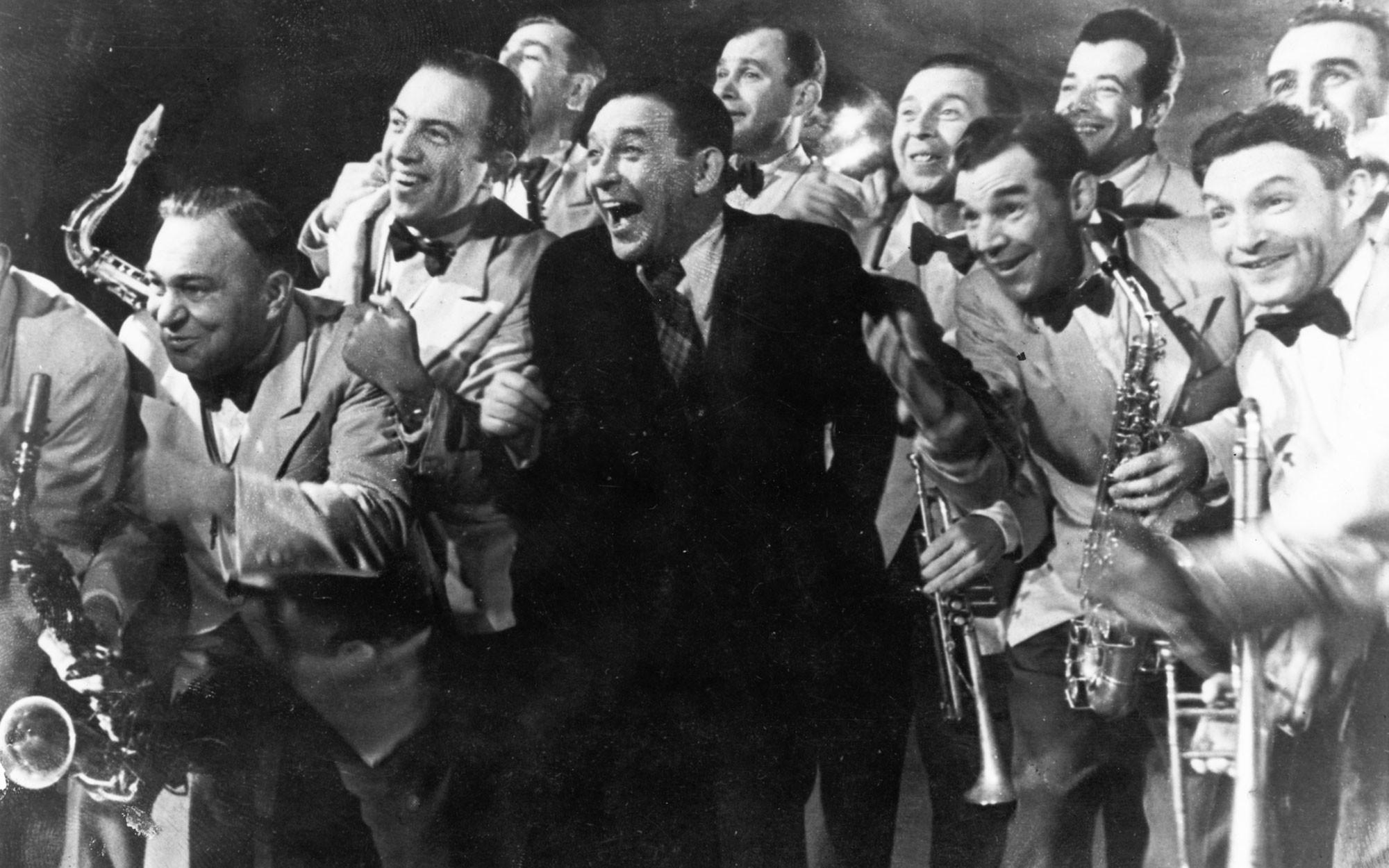 Леонид Утёсов и его джаз-оркестр. Фото: © EAST NEWS
