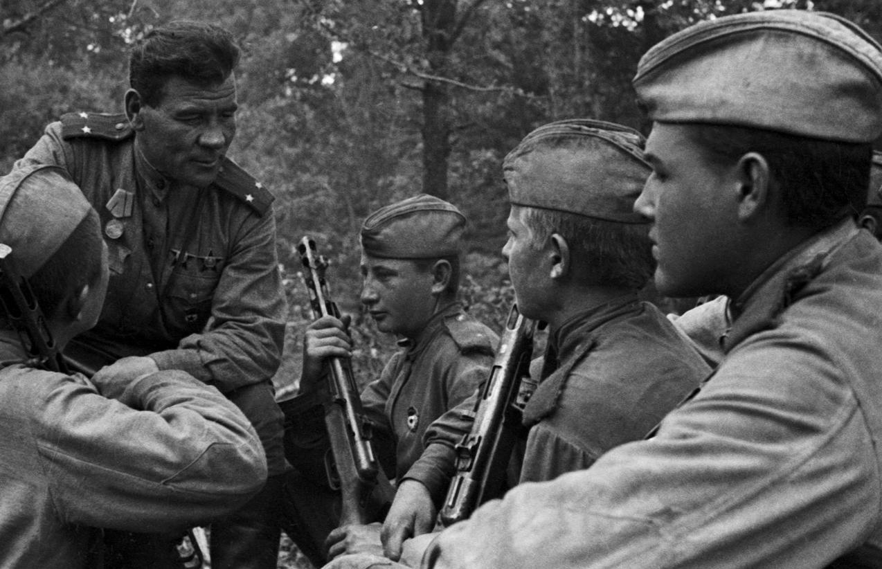 В мае 1945 г. стал очевидным факт краха армии нацистской Германии. Фото: Минобороны РФ