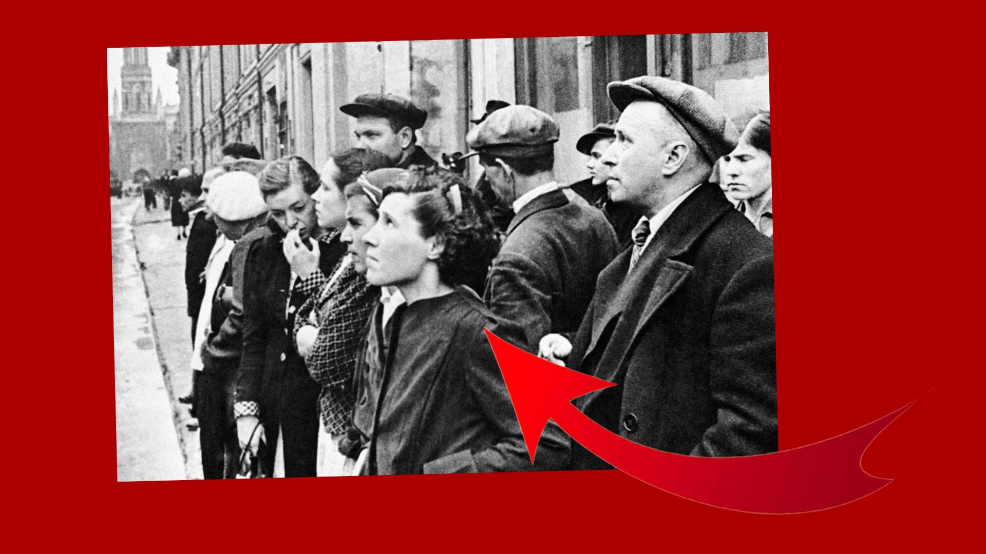 Объявление о начале Великой Отечественной войны. 22 июня 1941 года. Фото © Евгений Халдей / ТАСС