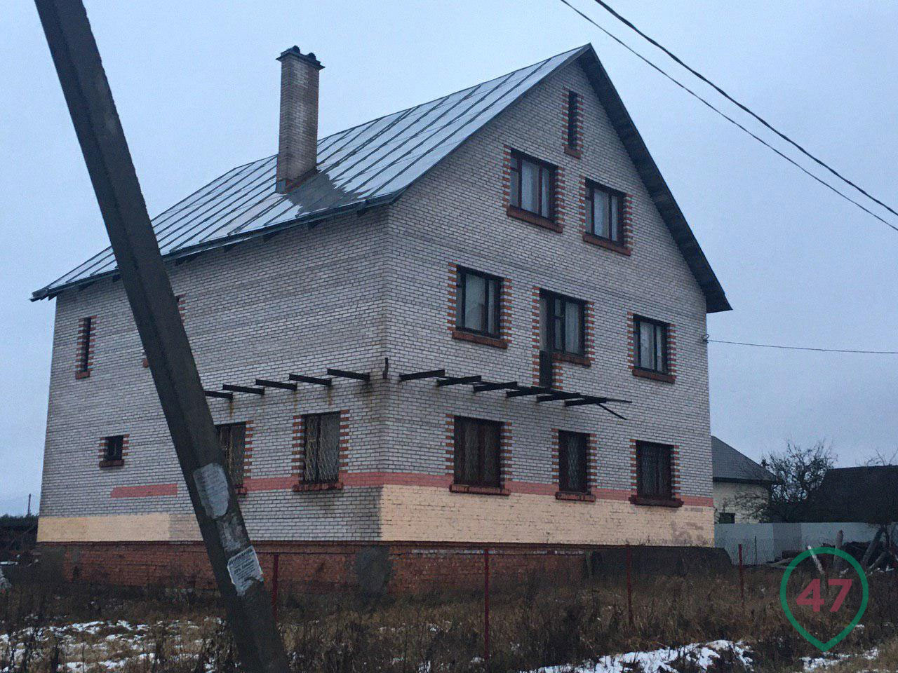 Особняк Демидова, где жила странная семья. Фото © 47news.ru