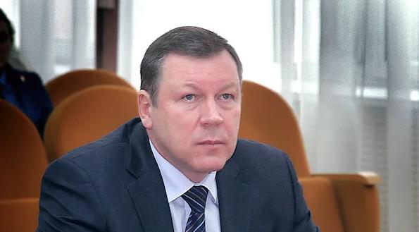 Игорь Зюзин. Фото © СК РФ