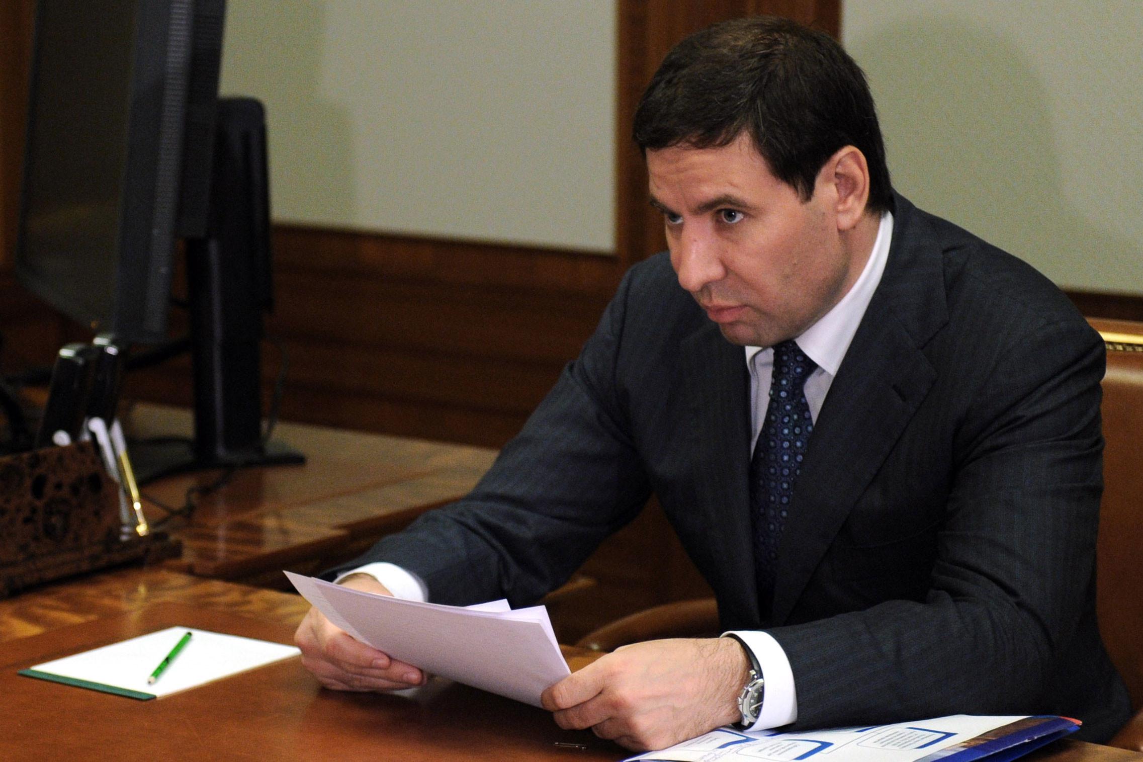 Михаил Юревич. Фото © ИТАР-ТАСС / Михаил Климентьев