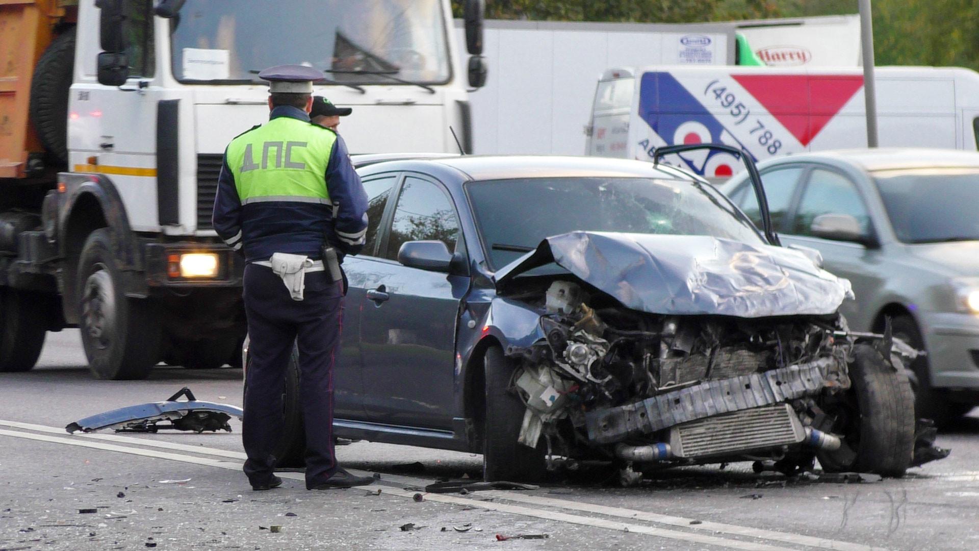 Дтп водитель сбил пешехода