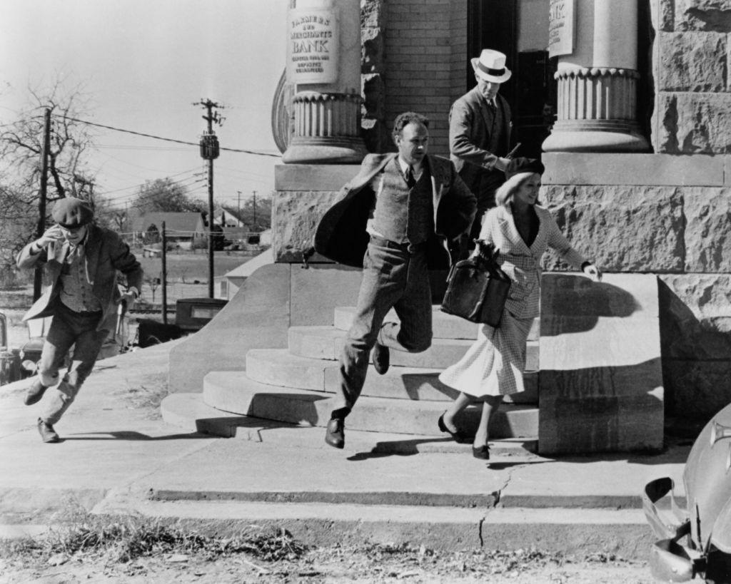 """Кадр из фильма """"Бонни и Клайд"""". Фото © Silver Screen Collection / Getty Images"""
