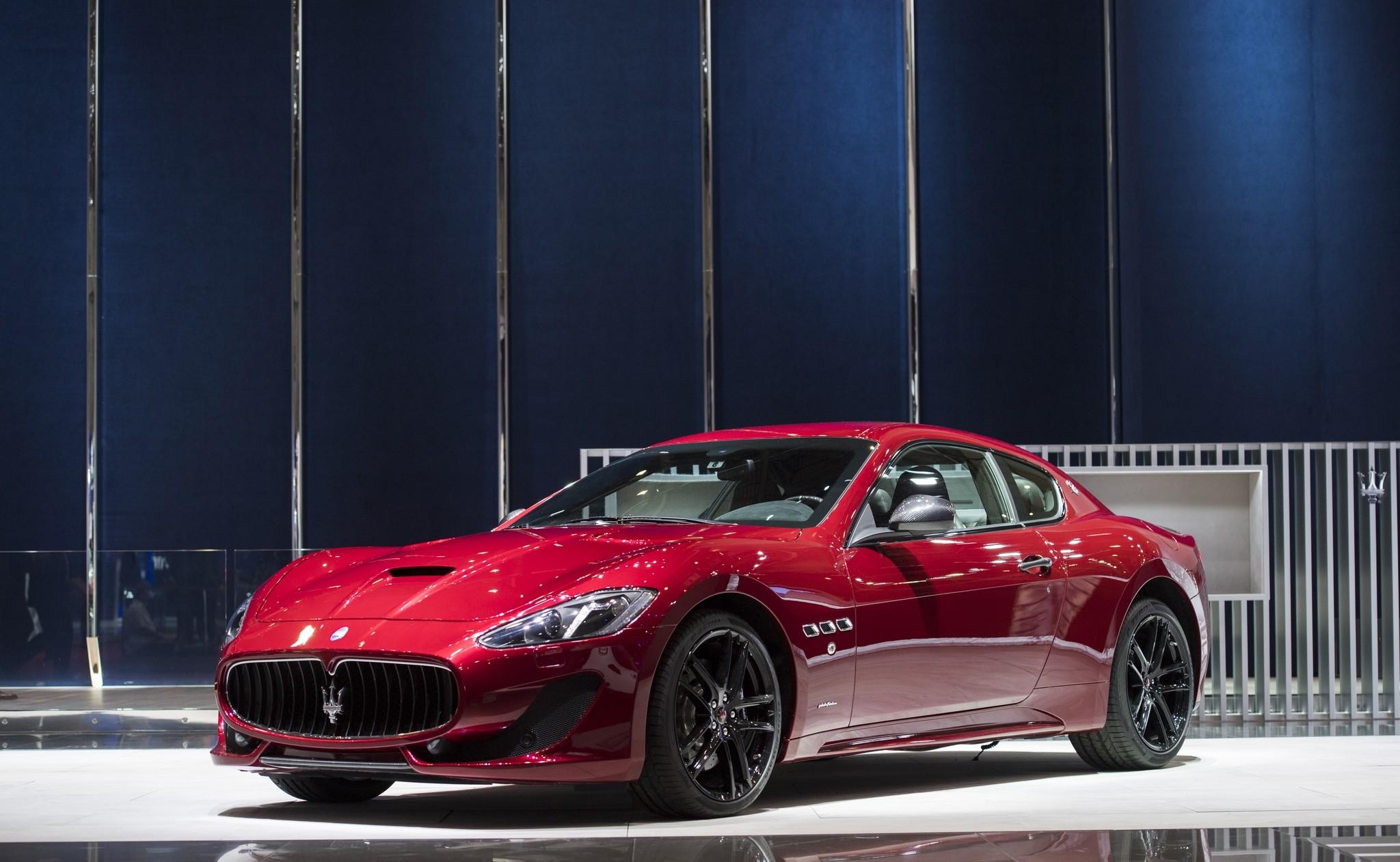 Maserati GranTurismo Special Edition. Фото: © Maserati