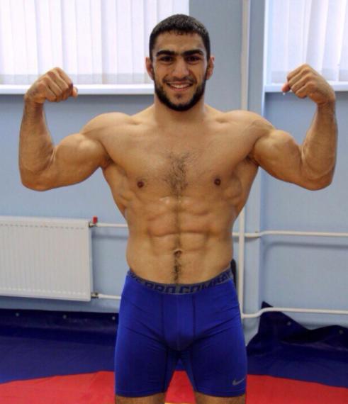 Борец греко-римского стиля Мигран Арутюнян. Фото: соцсети