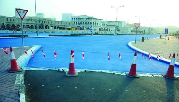 Фото © Qatar Public Works Authority