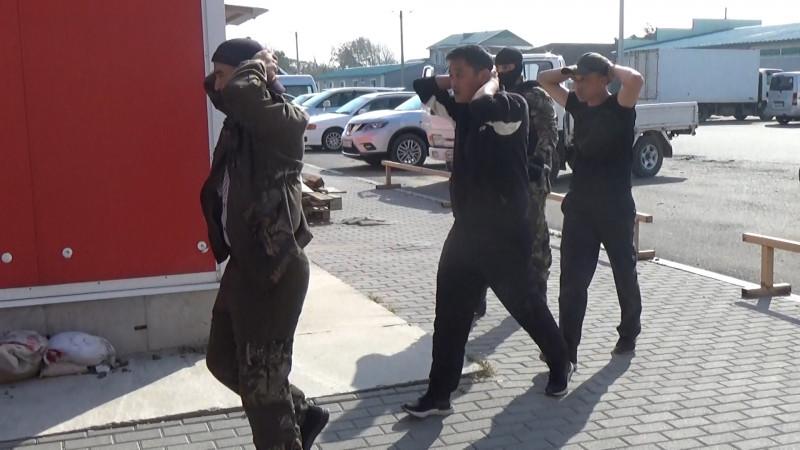 Фото © Управление МВД России по Приморскому краю