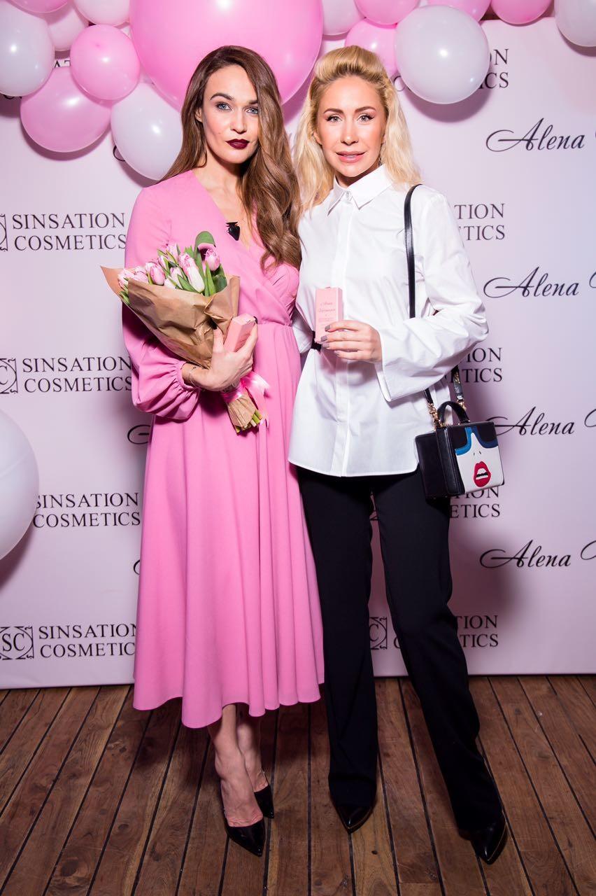 Алена Водонаева и Анастасия Гребёнкина Фото: архив пресс-службы