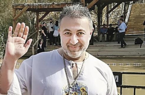 Убитый Михаил Хачатурян. Фото: Соцсети