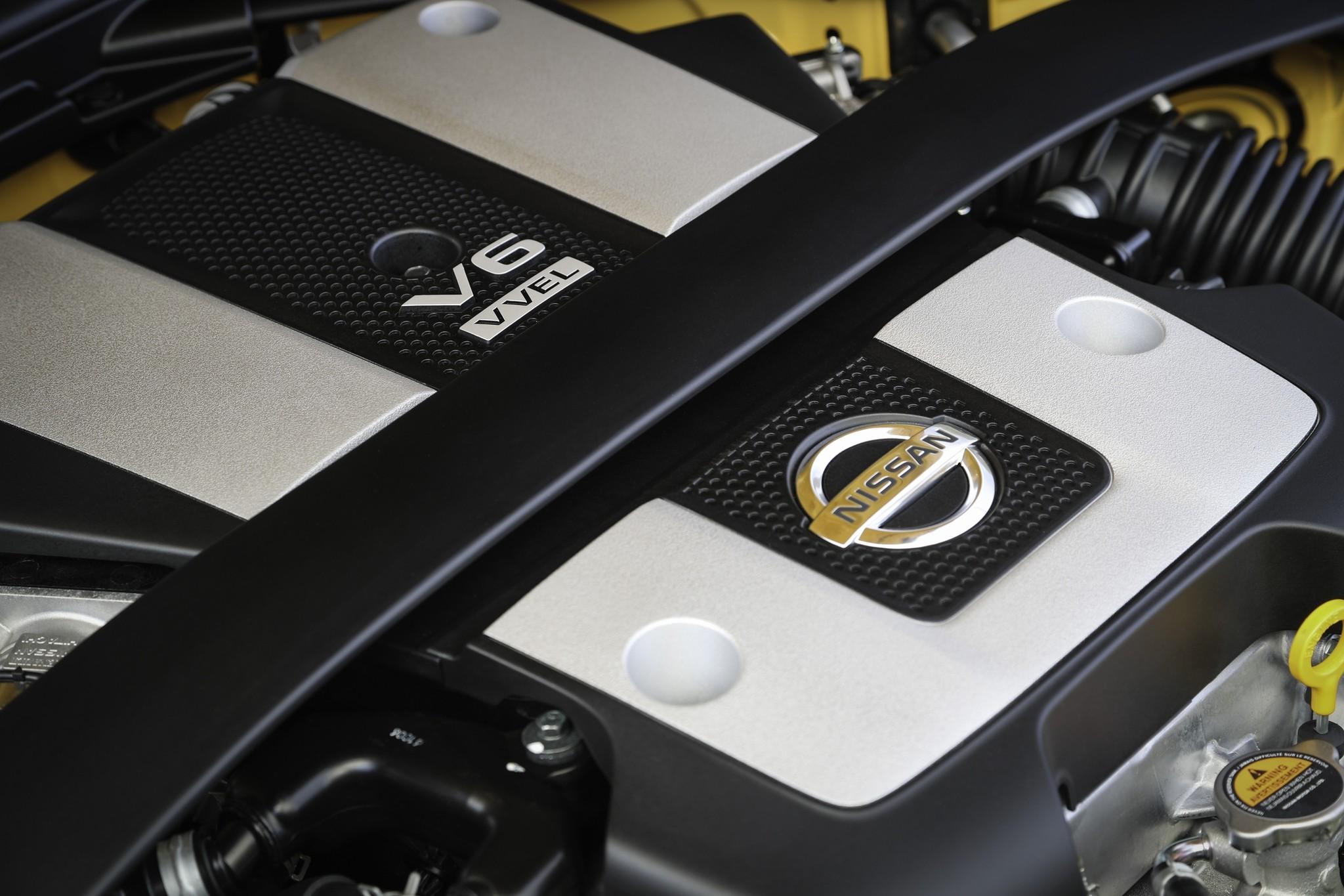 Nissan 370Z Heritage Edition. Фото: © Nissan