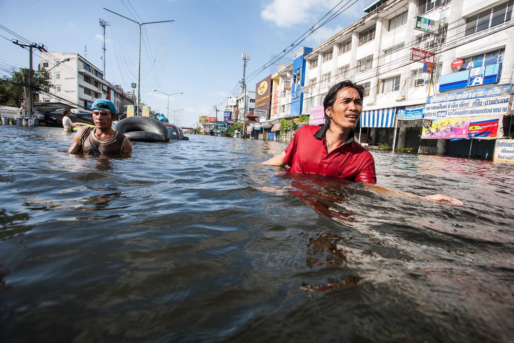 Наводнение в Таиланде. Фото © Shutterstock